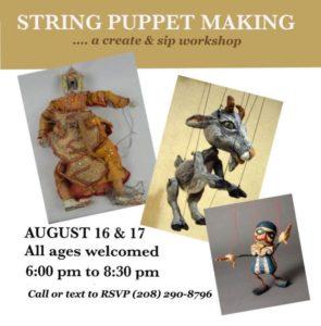 string-puppet-making