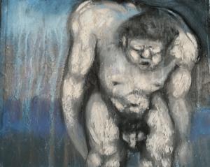 Beloved Oil canvas 9x12