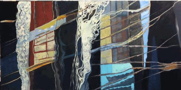 "Image of painting ""Mountain Lightning"""