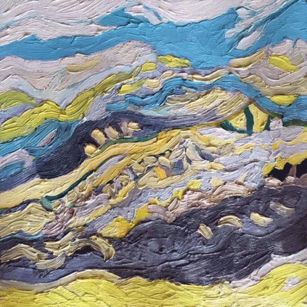 Image of painting: Season Quartet Winter