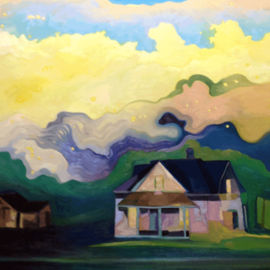 Image of Painting - Summer Evening