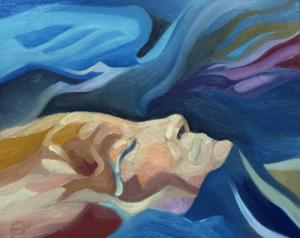 Image of painting - Tears of Terra