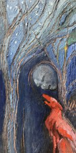 Midnight Prayer Painting